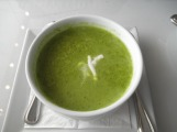 Wilted Greens Soup
